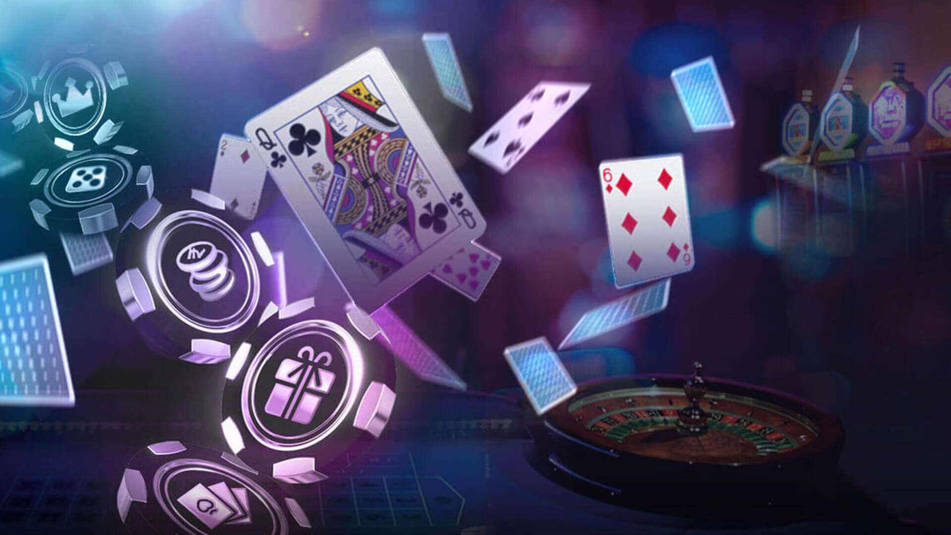 A comparison of online and real casinos