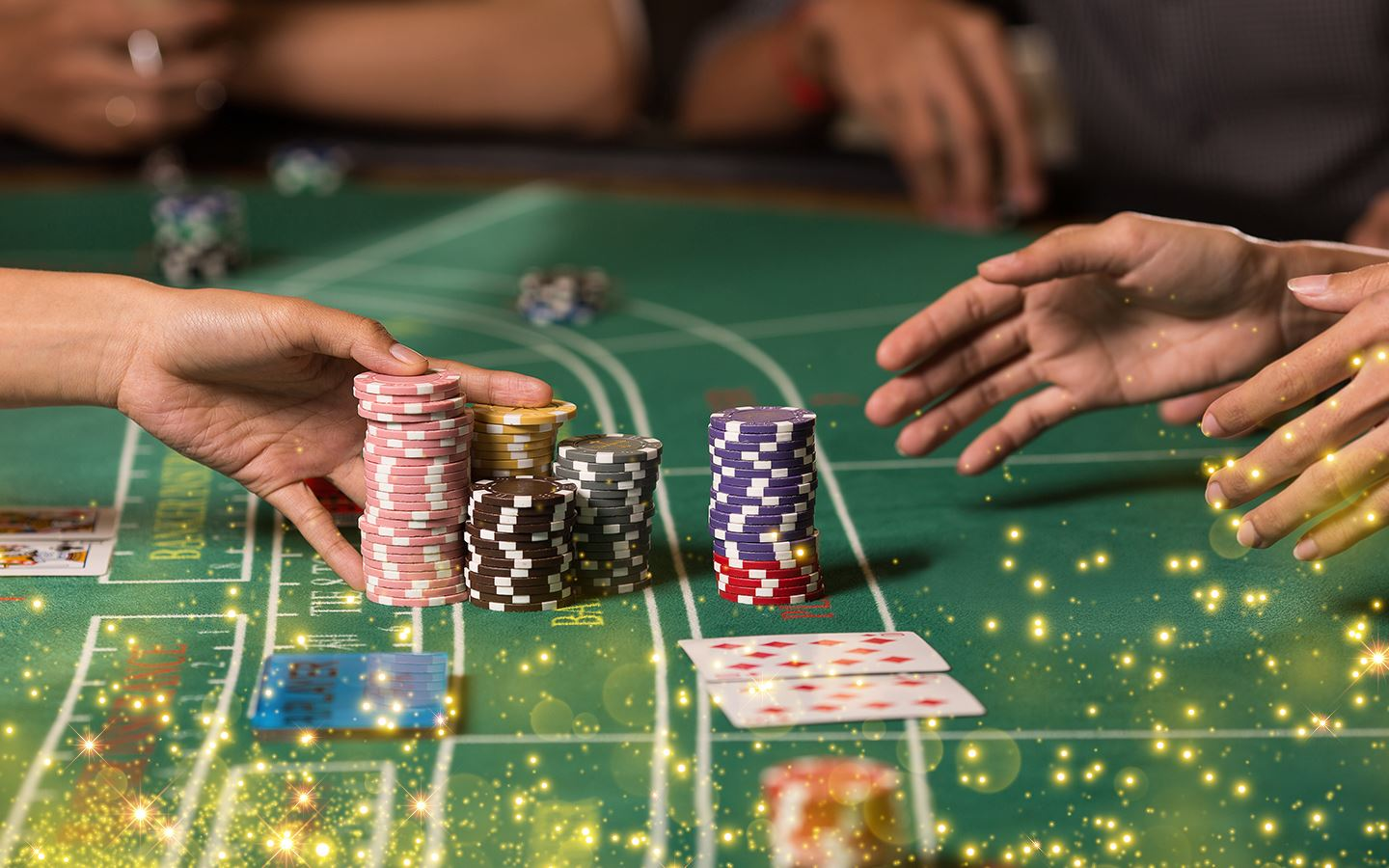 Comprehending the popularity of internet gambling