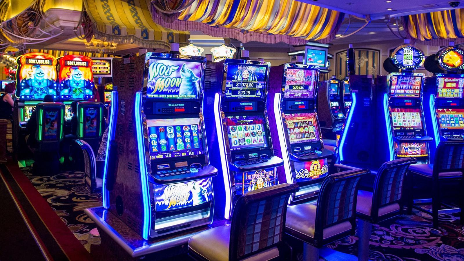 Best money making online casino games