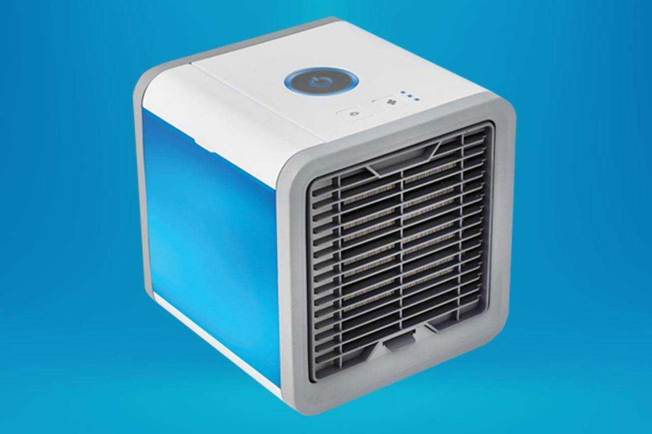 Chillbox   Portable AC Overview: Multiple-Use Cooling