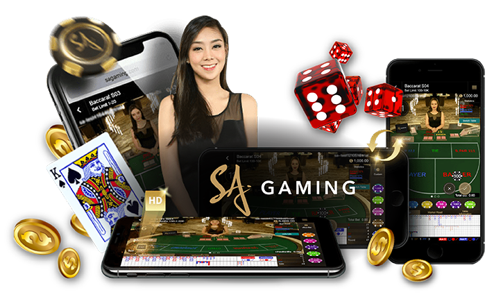 The most   efficient SA Video games on the web casino amusement