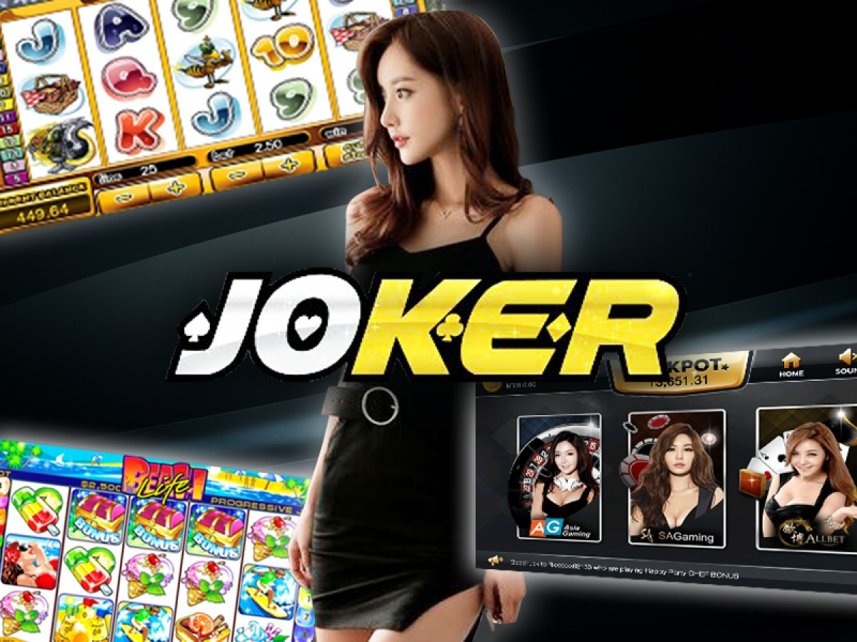 Boost your ecstasy of online gambling because of the alluring pictures of joker 123 web sites